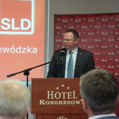Konwencja Wojewódzka SLD, Kielce, 28.04.2018_2